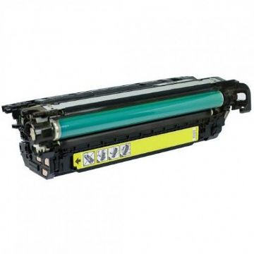 HP 504A Magenta Refurbished Toner Cartridge (CE253A)